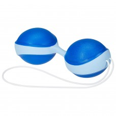 Вагінальні кульки - Amor Gym Balls, синій / блакитний