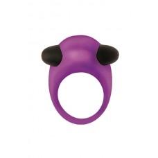 Віброкільце Mai No 66 Vibrating Ring Purple