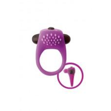Віброкільце Mai No 68 Vibrating Ring Purple
