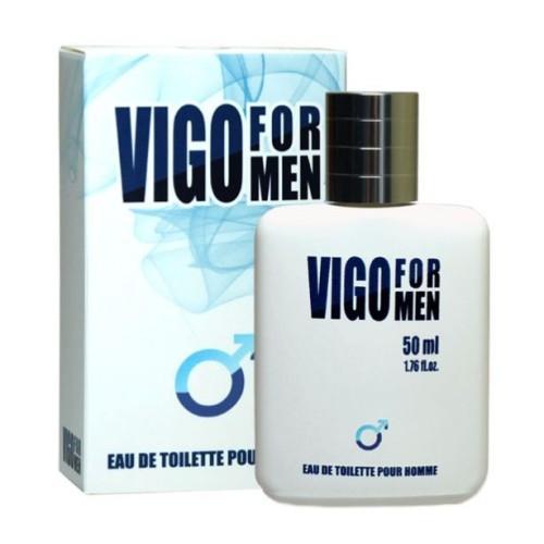 Духи с феромонами мужские VIGO for men, 50 мл
