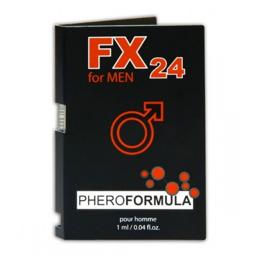 Пробник Aurora FX24 for men, 1 мл