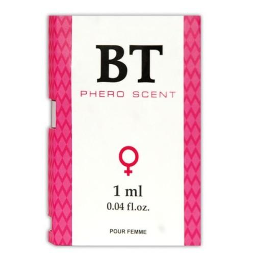 ПробникBT PHERO SCENT for women, 1 ml