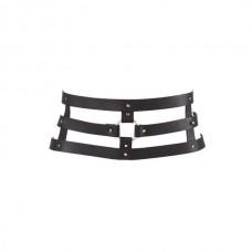 Портупея Maze - Wide Belt And Restraints Black