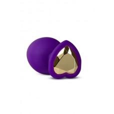 Temptasia Bling Plug Large Purple