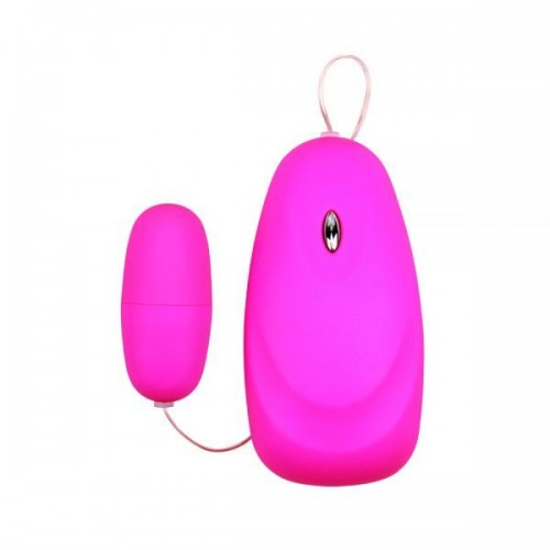 Виброяйцо M-Mello Mini Massager-Pink