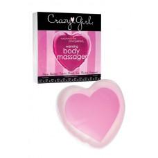 Crazy Girl Warming Heart Body Massager