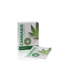 Cannabis Lube Sachets 6X4Ml