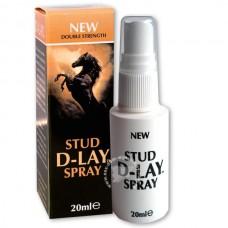 Спрей - Stud D-Lay Spray, 20 мл