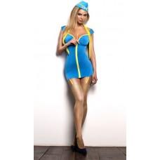 Костюм Стюардеси Stewardess Costume, L