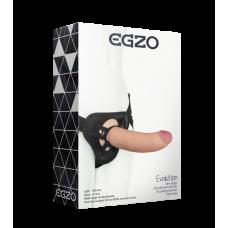 Страпон Жіночий Egzo Evolution
