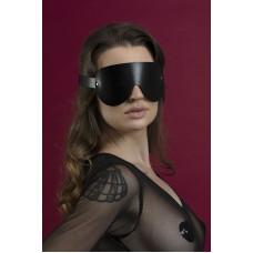 Маска Закрита Feral Fillings - Blindfold Mask Чорна