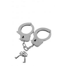 Металеві Наручники Gp Metal Handcuffs