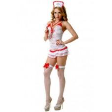 Костюм Кокетлива Медсестричка Flirt Nurse Costume, S/m (42-44)
