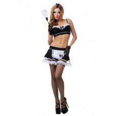 Костюм Французька Покоївка French Maid Costume, M/l (44-46)