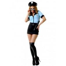 Костюм Брудний Коп Dirty Police Costume, S/m (42-44)