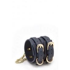 Наручники Bondage Couture Ankle Cuff Blue