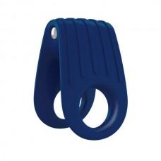 Вібруюче Кільце Ovo B12 Vibrating Ring, Blue