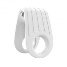 Вібруюче Кільце Ovo B12 Vibrating Ring, White