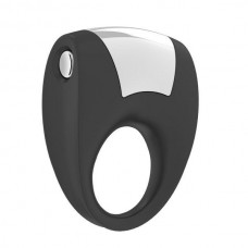 Вібруюче Кільце Ovo B8 Vibrating Ring, Black