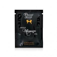 Пробник Масажного Масла Plaisirs Secrets Chocolate (3 Мл