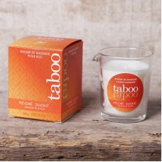 Массажная свеча - TABOO Peche Sucre, 60 г