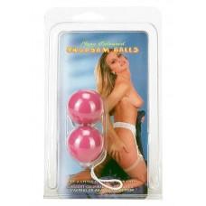 Вагінальні кульки - Orgasm Balls, фіолетовий