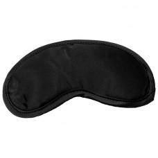 Маска На Очі Sex And Mischief - Satin Black Blindfold