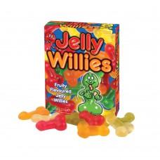 Желейні Цукерки В Вигляді Пеніса Jelly Willies (120 Гр